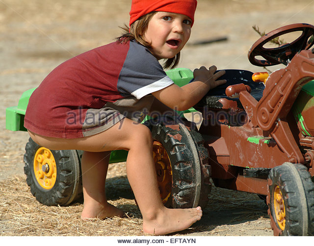Toys For Boys Age 3 5 : Year old child driving car stock photos