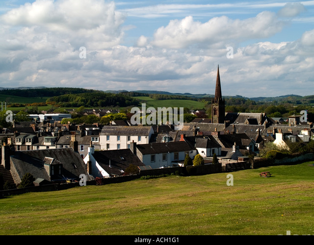 Kirkcudbright Town Stock Photos Amp Kirkcudbright Town Stock