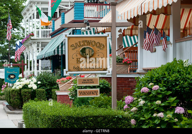 Victoria House Bed And Breakfast Beach Haven Nj : Cape may victorian homes stock photos