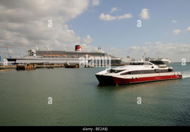 Southampton Cruise Terminal Stock Photos Amp Southampton