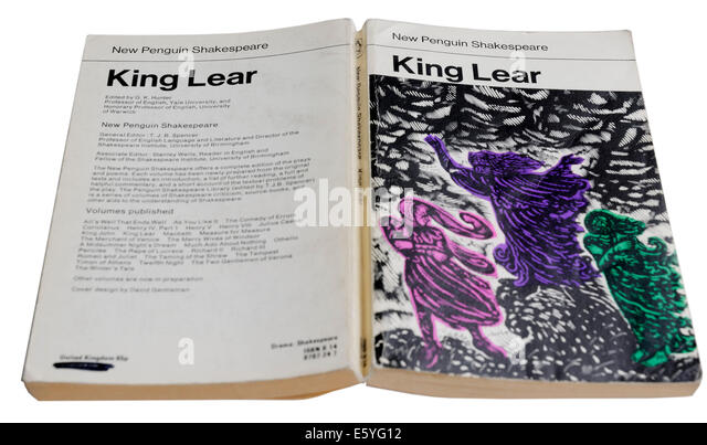 a literary analysis of hamlet and king lear by william shakespeare Which william shakespeare  hamlet, othello, king lear and macbeth the sources selected by our  personal literary pieces.