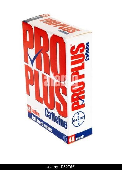 How much caffeine in pro plus