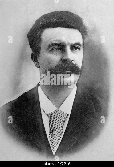 Guy de Maupassant Biography
