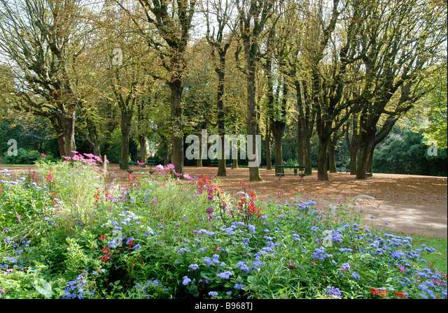 Lille france stock photos lille france stock images alamy for Jardin vauban lille