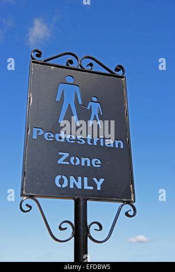 pedestrian zone and - photo #7