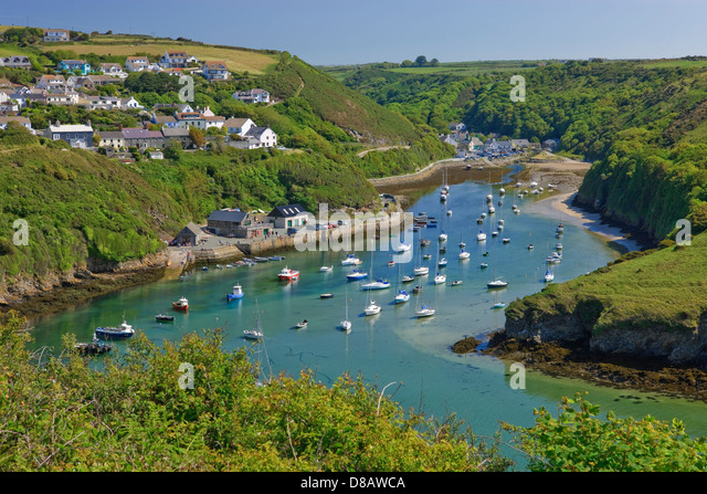 Pembrokeshire Wales St Brides Bay 121