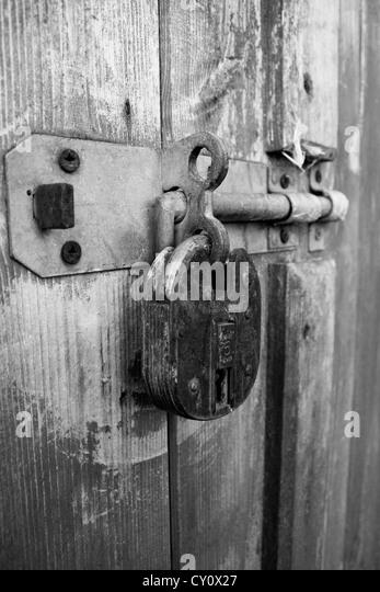 Padlocked door - Stock Image & Padlocked Door Stock Photos \u0026 Padlocked Door Stock Images - Alamy Pezcame.Com