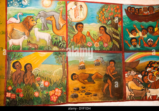 bible stories mural style - photo #4