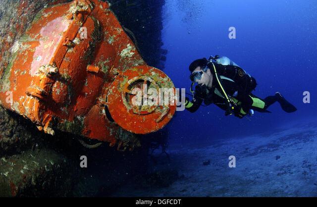 bikini underwater photography wreck diving shipwrecks brad sheard Vacation Ideas Guide