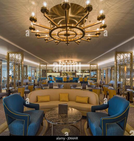 Lounge Bar Interior Design Stock Photos & Lounge Bar Interior ...