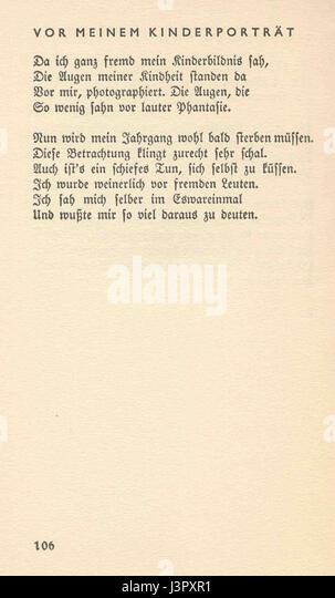 Ringelnatz gedichte seefahrt