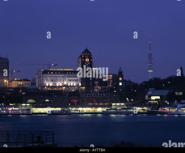Hotel An Den Landungsbrucken Hamburg