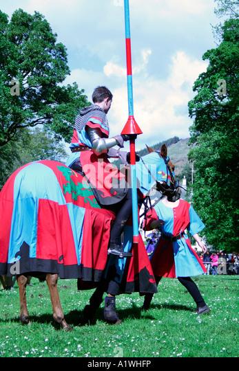 Horseman medieval stock photos horseman medieval stock for Ferdinand indiana craft show