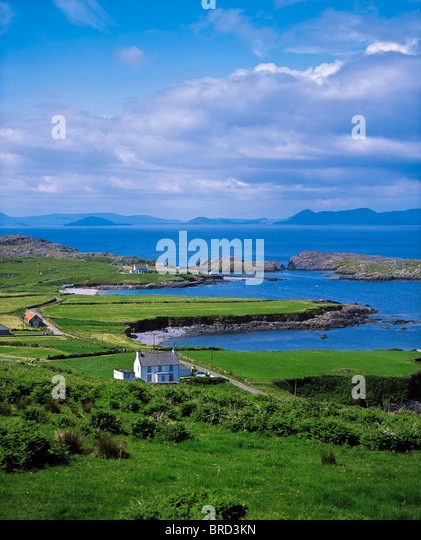 Ferry To Garnish Island Cork