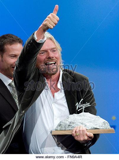 How Richard Branson Keeps His Cool