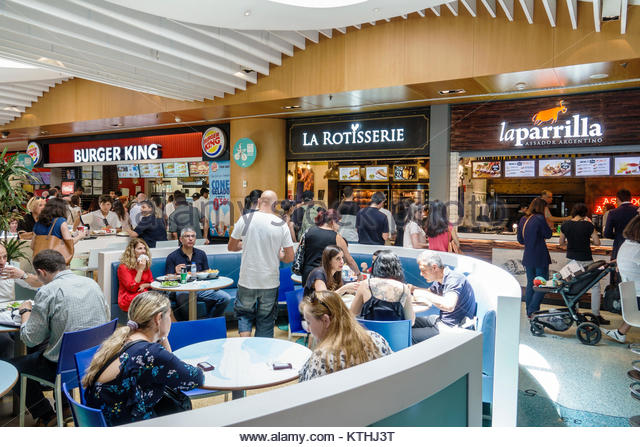 Parque Das Nacoes Food Court