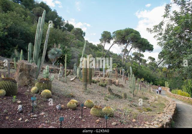 Spain andalusia concepcion garden stock photos spain for Conception jardin