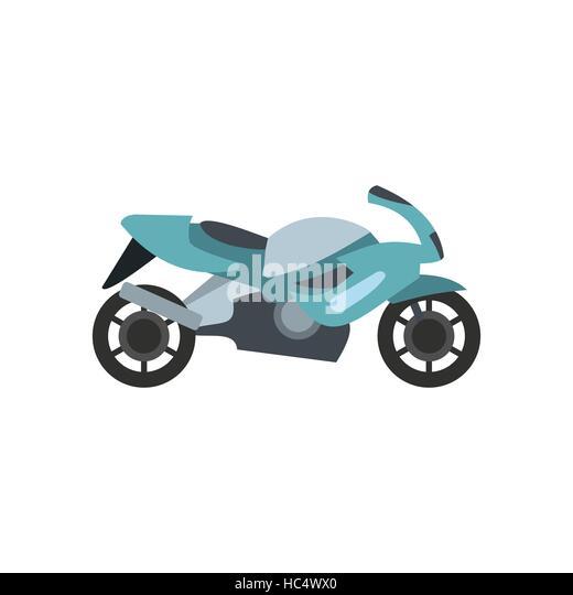 Blue motor bike stock photos blue motor bike stock for Motor scooter blue book