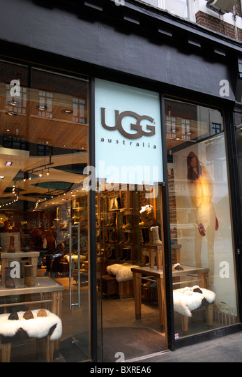 ugg store in london
