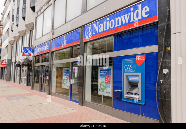 Nationwide Building Society Southampton