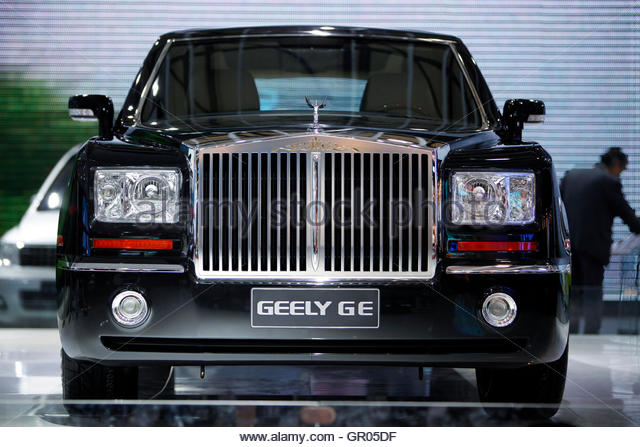 report for geely international corporation According to the report, geely promised bmw  it seems that the only company that can stop geely from  geely's vice president of international.