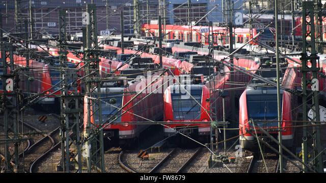 Triebwagen Stock Photos Triebwagen Stock Images Alamy