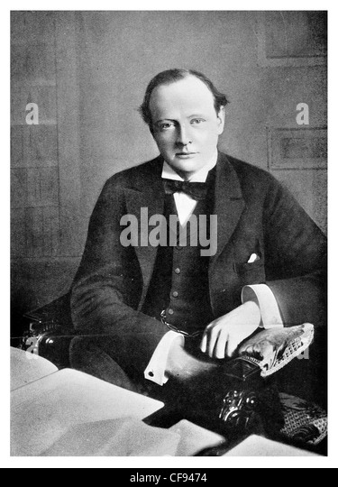 a biography of winston leonard spencer churchill Churchill, sir winston leonard spencer (1874–1965)britain's greatest prime minister, saviour of his country, inspiring orator, and winner of the nobel prize for literature churchill was born at blenheim palace in 1874, the elder son of lord randolph churchill and grandson of the 7th duke of marlborough his mother was the american heiress.