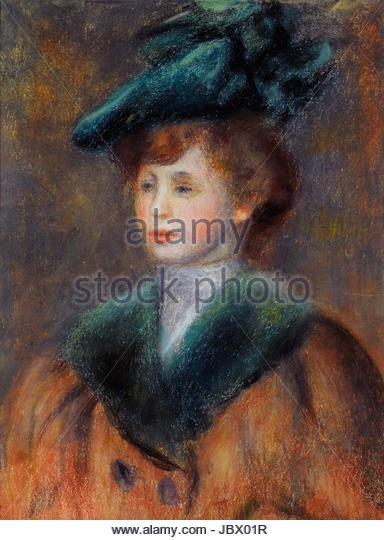 femme au chapeau stock photos femme au chapeau stock images alamy. Black Bedroom Furniture Sets. Home Design Ideas