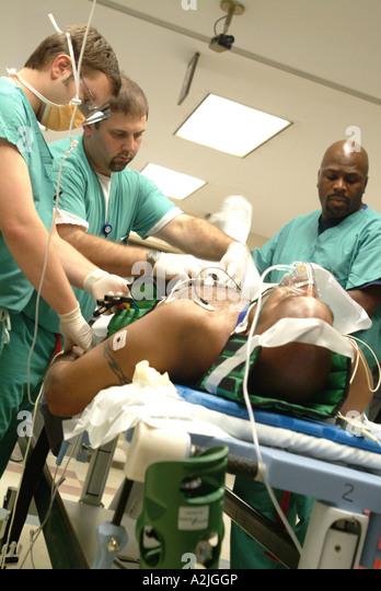 Car Accident Trauma Surgery