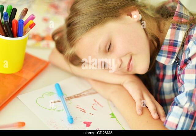 Sleeping Student Class Stock Photos & Sleeping Student Class Stock ...