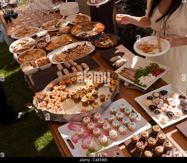 Lunch style wedding