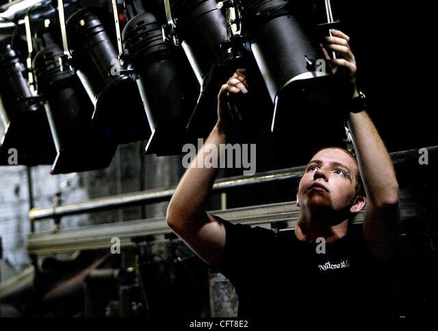121506 tc 2 met mo 0031322A-Meghan McCarthy/The Palm Beach Post CLO Stuart & Lighting Technician Theatre Stock Photos u0026 Lighting Technician ... azcodes.com