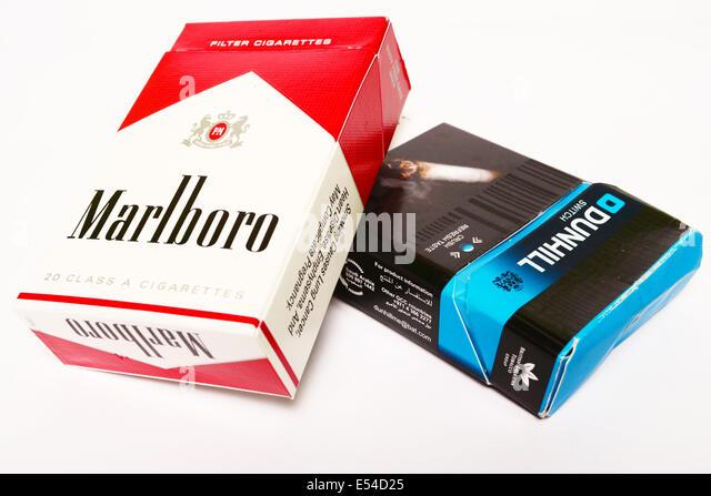 Cigarettes Marlboro sales Canada
