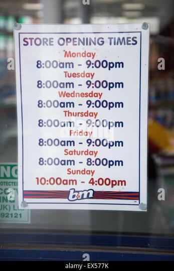 Sunday Trading Uk Stock Photos Sunday Trading Uk Stock