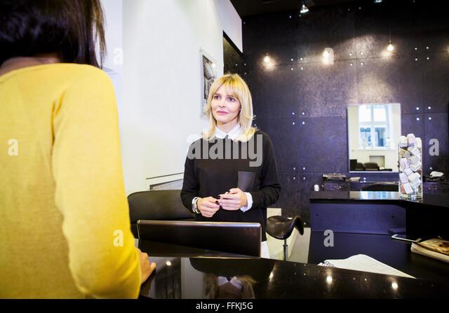 Hair Salon Owner Stock Photos & Hair Salon Owner Stock Images - Alamy
