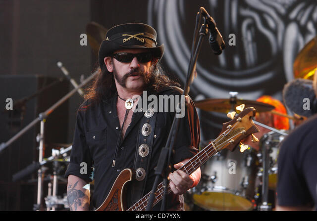 Phil Campbell Motorhead Stock Photos Amp Phil Campbell