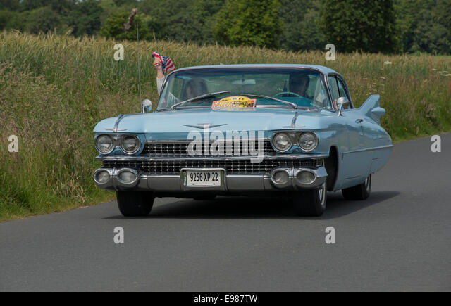 Cadillac Deville Stock Photos  Cadillac Deville Stock Images  Alamy