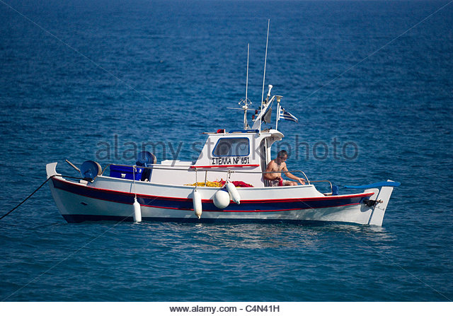 Small Boats: Trawling Nets For Small Boats