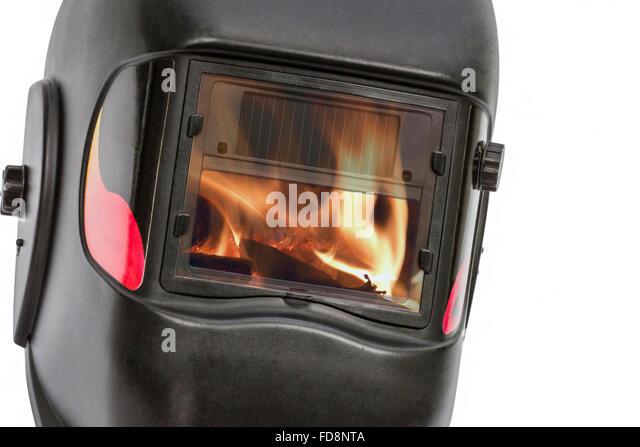 S Smoke Rescue Mask Glass