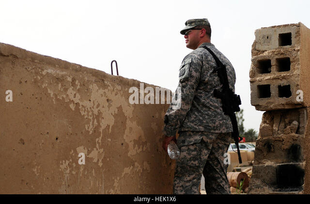 Army Capt. Steven Jackowski, the Headquarters and Headquarters Company ...