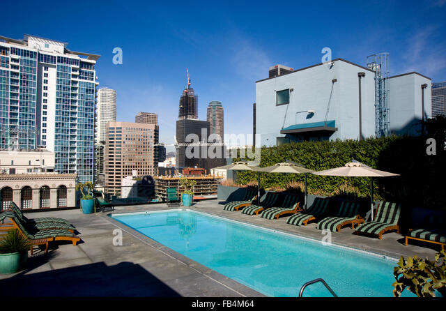 Swimming Pool On The Roof Stock Photos Swimming Pool On The Roof Stock Images Alamy