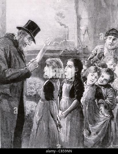 Child labor in victorian england essay