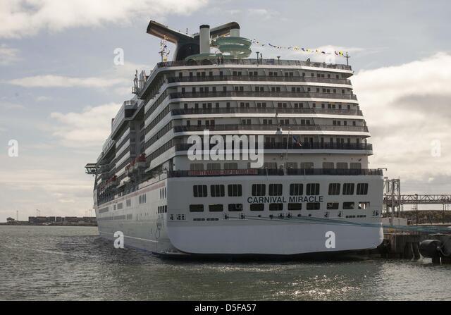 Mexico Port Of Call Costa Maya Caribbean Stock Photos Mexico - Los angeles cruise ship terminal