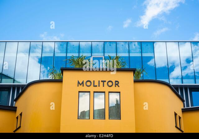 May day in paris stock photos may day in paris stock for Molitor swimming pool paris