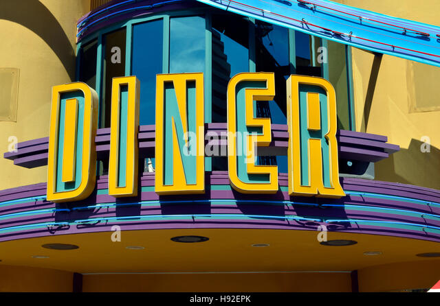American Diner Classic Stock Photos Amp American Diner
