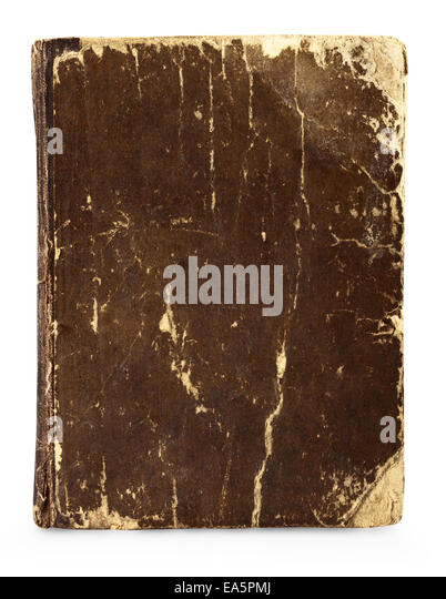 Old Fashioned Book Cover ~ Old fashioned ancient antique book cover stock photos