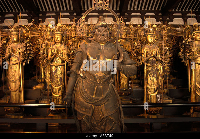 Image Gallery sanjusangendo temple