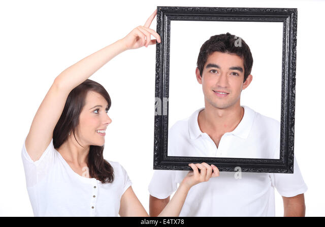Cute Couple Take Turns Taking Selfies Together, They Pose, Make ...