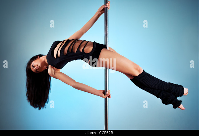 Pole Dancing Stock Photos & Pole Dancing Stock Images - Alamy