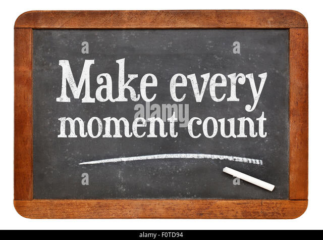 Every Moment Counts Quotes: Enjoy Every Moment Stock Photos & Enjoy Every Moment Stock